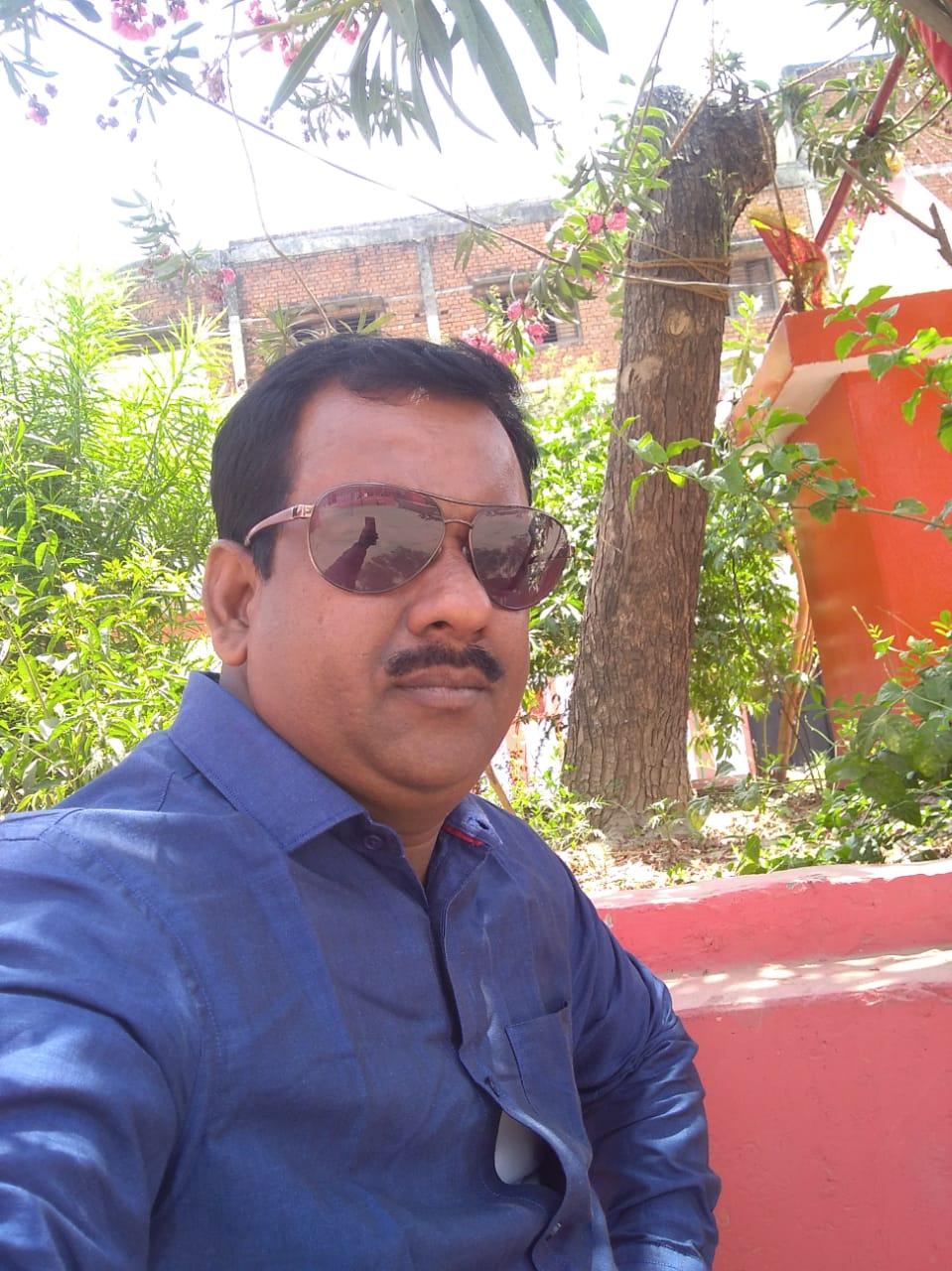 Mr. Ashutosh Dwivedi, Marketing HEAD